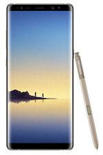 Samsung Galaxy Note 8 (SM-N950F) 64GB Maple Gold Smartphone O2 Network *NEW