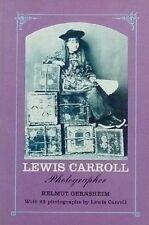 Lewis Carroll, Photographer