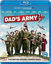 BLU-RAY  DAD`S ARMY THE BRITISH EMPIRE STIKES BACK  NEW SEALED GENUINE UK STOCK
