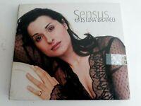 Christina Branco Sensus CD Digipak 2003 Brand New Sealed