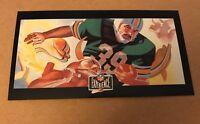 1992 NFL Experience Super Bowl VIII w/ GAME MVP LARRY CSONKA