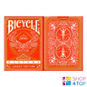 BICYCLE LEGACY MASTER RED PLAYING CARDS DECK LIMITED MAGIC TRICKS RIDER BACK NEW