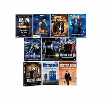Doctor Who: The Complete Series Seasons 1-9 DVD Brand New Set