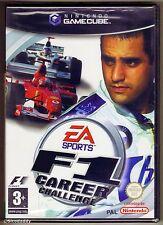 Gamecube F1 Career Challenge, UK Pal 2005, Nintendo Factory Sealed