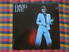 David Bowie Live At the Tower Philadelphia LP - washed /gewaschen (M-)