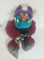 My Football Pet Monster Vintage 1980s 80s