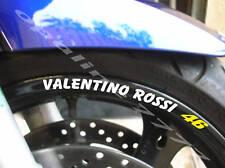 STICKER AUTOCOLLANT LISERET JANTES VALENTINO ROSSI