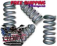 "Crown Suspension 2009-2017 Ram 1500 V8 1""-2"" Lowering Drop Coils Springs Kit"