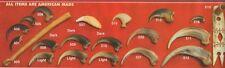 Teeth & Claw Reproductions,Grizzly,Black Bear,Eagle,Wolf,Polar Bear,Mtn Lion