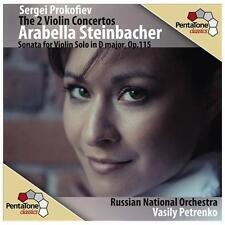 Prokofiev: The 2 Violin Concertos, New Music