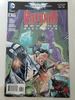 BATMAN BEYOND UNLIMITED #6 (2012) DC COMICS 1ST PRINT! JUSTICE LEAGUE!