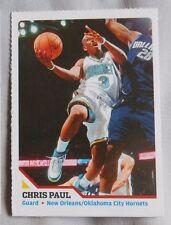 2006-07 Sports Illustrated For Kids Chris Paul Hornets Basketball Card