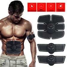 Wireless Muscle Massager ABS Stimulator Body Slimming Electronic System Unisex