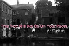 NH 280 - The Boat House, Denford, Northamptonshire - 6x4 Photo