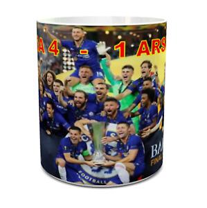 Europa League winners 2019 mug Chelsea Europa League winners 11oz ceramic mug