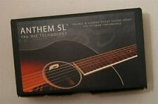 LR Baggs Anthem SL-Chitarra acustica Mike/PICKUP System * UK STOCK *