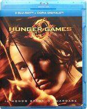 Blu-ray Hunger Games - 2 dischi + Copia Digitale 2012 Usato