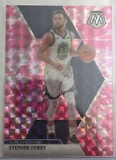 Stephen Curry 2019-20 Pink Camo Panini Prizm Basketball Card-Mint Condition!!