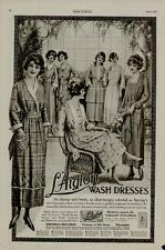 1920 LAIGLON FASHION DRESSES AD / DAINTY AND FRESH...
