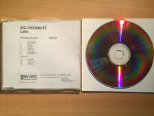 "VIC CHESNUTT-""LITTLE+BONUS""-RARE PROMO ONLY CDr ACETATE 2004-FOLK ROCK-NEW"