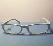occhiali da vista lettura PC Cellulare uomo donna diottrie 1,5 colore Bianco