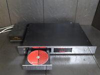 RESTEK RADIANT CD-PLAYER, CHROM,  serviced vintage schön