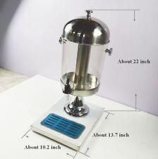 NEW Single Juice Drink Dispenser Beverage Cold Drink Cooler Machine