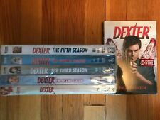 Dexter: The Complete Seasons 1- 6 (DVD, 2013, 24 - Disc Set) FREE SHIPPING