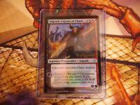 MtG: Angrath, Captain of Chaos - War of the Spark - Prerelease Foil - Magic