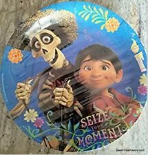 COCO Movie Party PLATES CAKE Treats Supplies Decoration Dia de Muertos 6PCS Boy