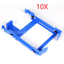 """10X 3.5"""" Sff Hdd Drive Tray Caddy For Dell PowerEdge T40 Ship@Sameday"""