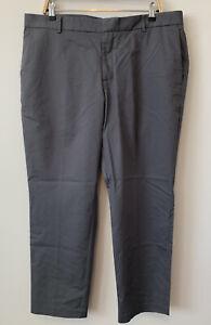 Nike Golf Men's Modern Fit Dark Grey Pants Dri-Fit 833190-021 Size 38 x 30 $90