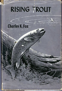 Raising Trout Book by Charles K. Fox 1967