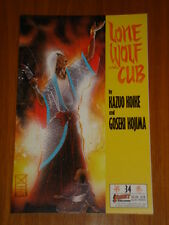 LONE WOLF AND CUB BOOK 34 FIRST COMICS GRAPHIC NOVEL 0915419637