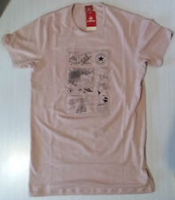 T shirt converse graphique poches