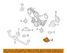 AUDI OEM 93-95 90-Engine Motor Mount Torque Strut 8E0199352N