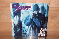 "PROMO - Common Sense – Soul By The Pound / Can-I-Bust / Heidi Hoe Vinyl LP 12"""