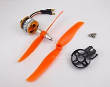 045wP: 1x KV2400 BL Motor with 5030,6035 Propellers  for RC Aircraft Hawksky JET