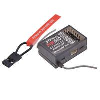MK610 Receptor 2.4GHz AR6100 Spektrum para Dx5e, Dx6i, Dx7 Dx8 Kits Herramientas