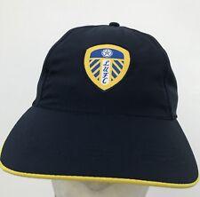 Nike Adultos Unisex Talla Leeds United F.C. Fútbol Club Cap Hat 591592 451 2a274921bc0