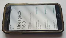 Samsung  Galaxy S5 LTE+ SM-G901F - 16GB - Schwarz/Weiß (Ohne Simlock) Smartphone