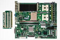 Rare INTEL Dual Socket 604 Xeon server motherboard SSI SE7520JR2 C53662-003