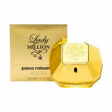 LADY MILLION PACO RABANNE 1.7 OZ / 50 ML EDP SPRAY WOMEN'S PERFUME * AUTHENTIC*
