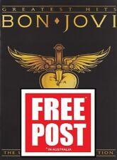 BON JOVI (DVD) GREATEST HITS : VIDEOS + LIVE ~ JON ~ BEST OF ~ ALL REGION *NEW*