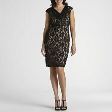 Cowl Neck Party/Cocktail Sheath Dresses for Women
