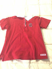 YOUTH COLOSSEUM USC GAMECOCKS POLO SHIRT SIZE MEDIUM!