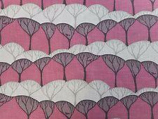 Villa Nova Fabric 'Lorton' 3.5 METRES (350cm) Berry - Delaware Collection