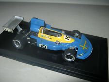 1:43 March Ford 751 R. Peterson 1975 JD handbuilt modelcar in showcase