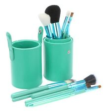 12PCS Makeup Brushes Cosmetic Set Eyeshadow Brush Blusher Make Up Brush (Green)