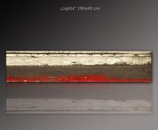 PAUL SINUS - Kunst Bilder Design direkt aus dem Atelier 190x40 cm